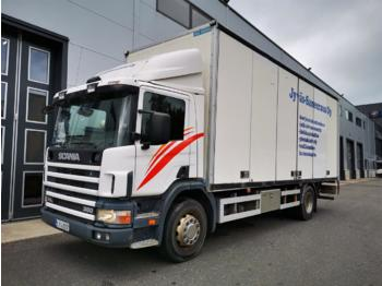 SCANIA P114 - Koffer LKW