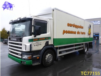 Scania 94D 260 Euro 2 - Koffer LKW