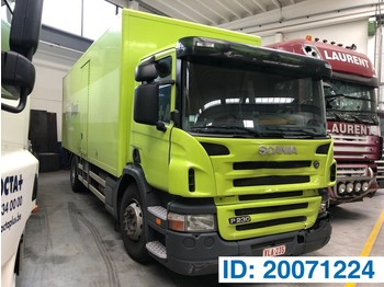 Scania P230 - Koffer LKW