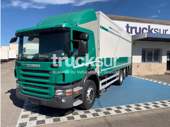 Koffer LKW Scania P320 6X2*4