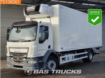 DAF LF 280 4X2 German Truck Carrier Supra 850 Automatic Ladebordwand Euro 6 - Kühlkoffer LKW