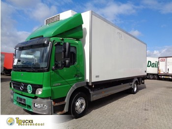 Kühlkoffer LKW Mercedes-Benz Atego 1328 + Manual + Thermo King V-700 MAX