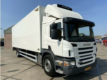 Scania P 230 B 4X2 Euro 5 Carrier | OptiCruise | LBW  - Kühlkoffer LKW