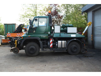 Mercedes-Benz U400,U300,U500,Unimog,Road and Rail,Zweiwege,  - LKW