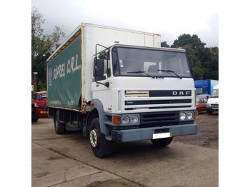 DAF 1900 left hand drive Turbo Intercooler 17.5 ton on springs with - Plane LKW