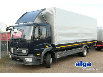 Mercedes-Benz 1223 L Atego, 7.200mm lang, 1,5to. LBW, Euro 6  - Plane LKW