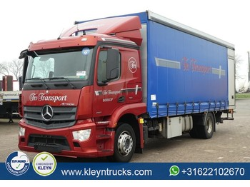 Plane LKW Mercedes-Benz ANTOS 1827 euro 6 lift 1x bed