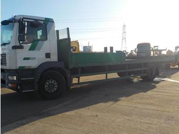 2008 MAN 4x2 Flat Bed Lorry (Reg. Docs. Available) - Pritsche LKW