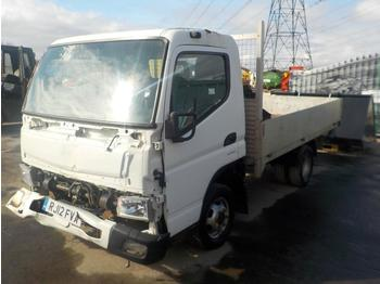 2012 Mitsubishi 4x2 Drop Side Lorry, Automatic Gear Box - Pritsche LKW