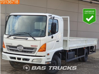 Pritsche LKW Hino 500 4X2 Manual