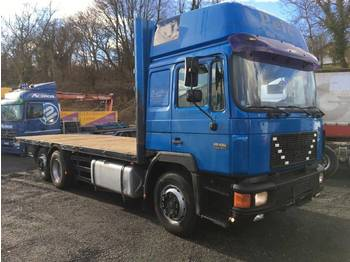 MAN 26.402 6X2 stake body - top - Pritsche LKW
