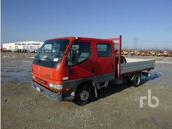 MITSUBISHI CANTER Crew Cab - Pritsche LKW