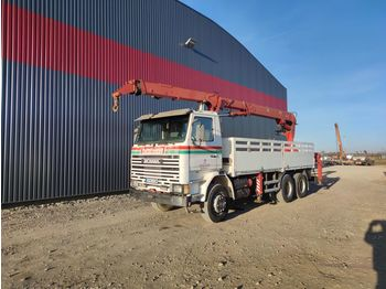 SCANIA 113 H 360, top condition - Pritsche LKW