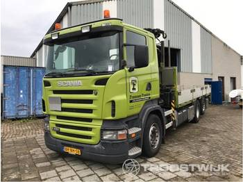 Scania R 420 lb6x2*4hna - Pritsche LKW