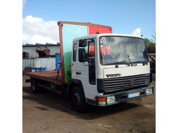 VOLVO FL611 Turbo left hand drive 11 ton on springs low miles - Pritsche LKW