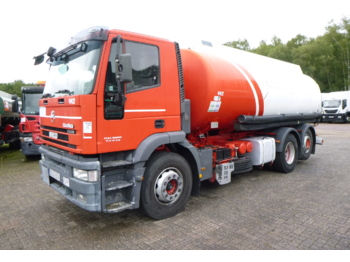 Tank LKW Iveco EuroTech MH260E27Y 6x2 fuel tank alu 21 m3 / 4 comp