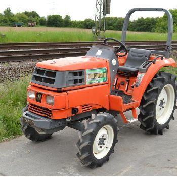 Berühmt Hinomoto NZ210 Mini Traktor in Deutschland zum Verkauf – Truck1 @ZQ_81