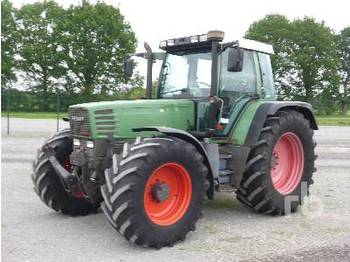 FENDT FAVORIT 514C - Radtraktor