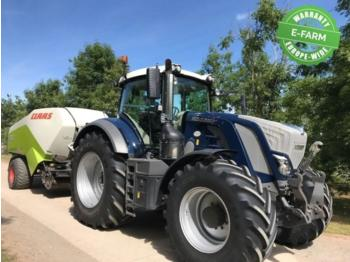 Fendt 828 PROFI PLUS DESIGN LINE BLUE - Radtraktor