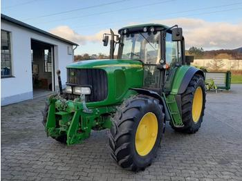 John Deere 6520 POWER QUAD PLUS - Radtraktor