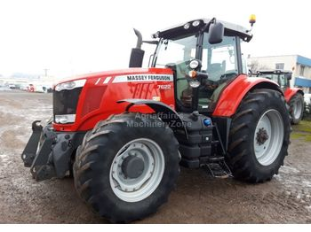 Massey Ferguson 7622 DVT EFFICIENT - Radtraktor
