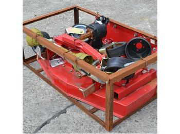 Unused 48'' Mower Deck to suit Compact Tractor - Rasenmäher