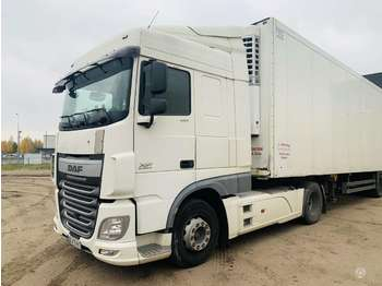 DAF 106XF460 FRANCE, double sleeper  - Sattelzugmaschine
