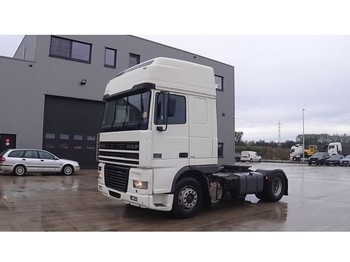 DAF 95 XF 430 Super Space Cab (MANUAL GEARBOX / BOITE MANUELLE / PERFECT) - Sattelzugmaschine