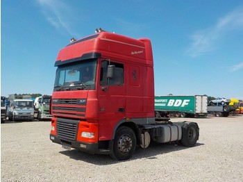 DAF 95 XF 480 Super Space Cab (MANUAL GEARBOX) - Sattelzugmaschine
