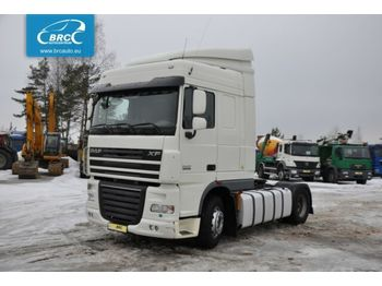 DAF FT XF 105.460 SpaceCab - Sattelzugmaschine