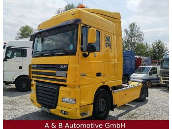 DAF XF 105.460 * Space Cab* Retarder*manual* hyd* E5  - Sattelzugmaschine