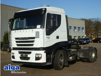 Sattelzugmaschine Iveco AS440S45 T/P Stralis, wenig KM, Intarder!