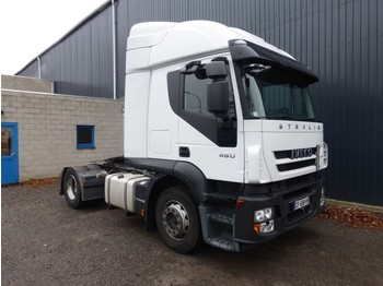 Sattelzugmaschine Iveco STRALIS 460 ECO AT