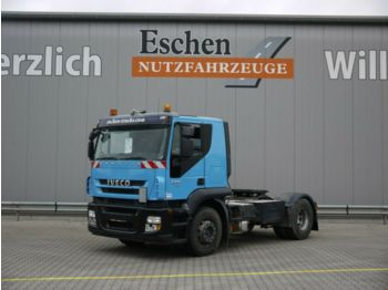 Sattelzugmaschine Iveco ST 420, 4x2, EEV, Kipphydr., Active Time