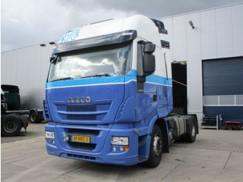Sattelzugmaschine Iveco Stralis 440AS42 Euro5 EEV HI-WAY