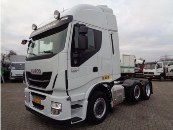 Sattelzugmaschine Iveco Stralis 460 e6 + Manual + Euro 6 + 2 IN STOCK