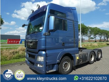 Sattelzugmaschine MAN 26.440 TGX xxl 6x2 manual