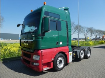 Sattelzugmaschine MAN 26.480 TGX xxl 6x2 manual