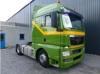 MAN TGX 18 400 XLX MANUAL - Sattelzugmaschine