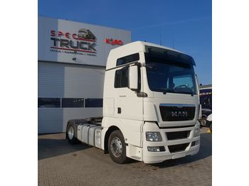 MAN TGX 18.400, XXL, Steel /Air, Automat, Very clean, Truck from Ger - Sattelzugmaschine