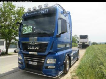 Sattelzugmaschine MAN TGX 18.640 4x2 LLS PerformanceLine Edition