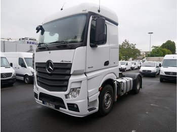 MERCEDES-BENZ Actros 1845 Streamspace Voith L952095 - Sattelzugmaschine