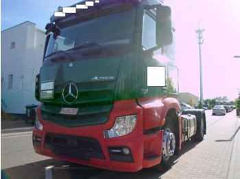 Sattelzugmaschine Mercedes-Benz Actros 1843 Euro 6 + GGVS/ADR+ Safety Pack
