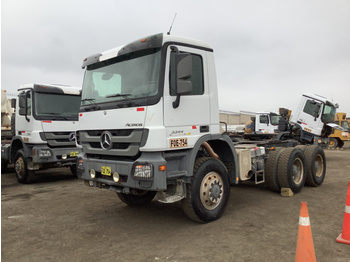 Mercedes-Benz Actros 3344 AS 6x6 - Sattelzugmaschine