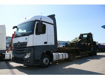 Leasing Mercedes-Benz MP4 Actros 1845 EURO6 RETARDER  - Sattelzugmaschine