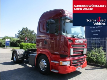 Sattelzugmaschine Scania R410 MNA - ACC - HIGHLINE - SCR ONLY