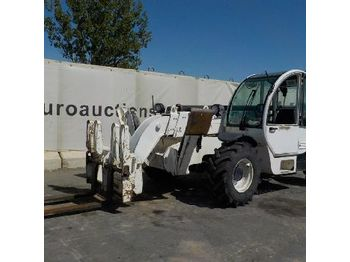 2007 Terex GTH 4013SX Turbo Telehandler c/w Joystick Controls, Sway, Forks, WLI (Copy of Spanish Reg. Docs. & Decl. of Conf. Available ? Original Docs Process on Buyer Resp./ Copia Doc. Española C - Teleskoplader