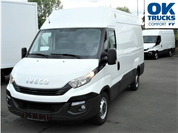 IVECO Daily 35S16V, Würth Regalsystem links - Kastenwagen