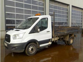 2014 Ford Transit - Kipper Transporter