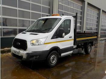 2016 Ford Transit - Kipper Transporter